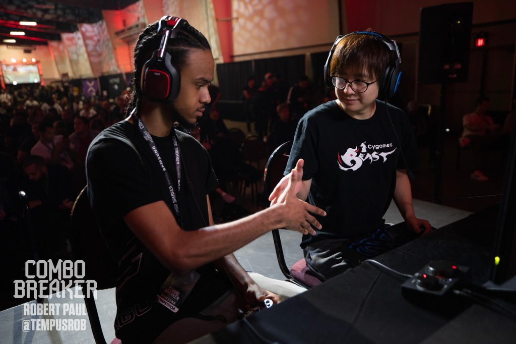 CB 2019 Idom and Fuudo