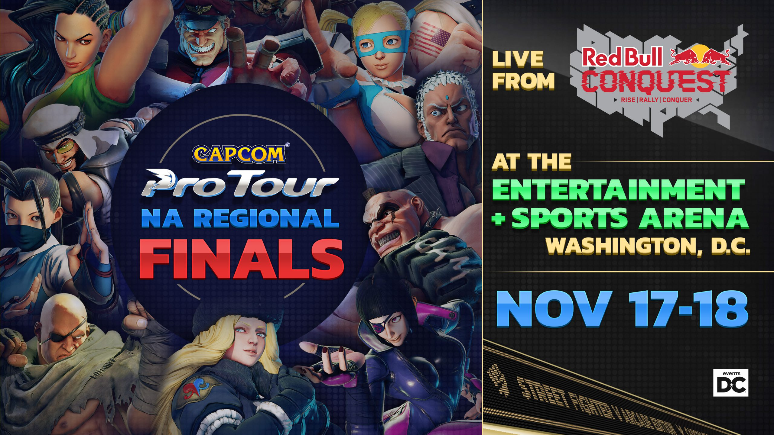 CPT 2018 NA Regional Finals