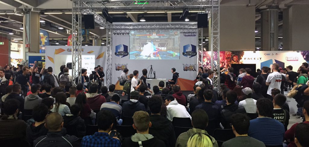 Milan Games Week 2015 Results