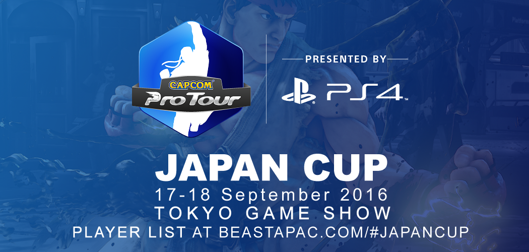 Japan Cup 2016 Results