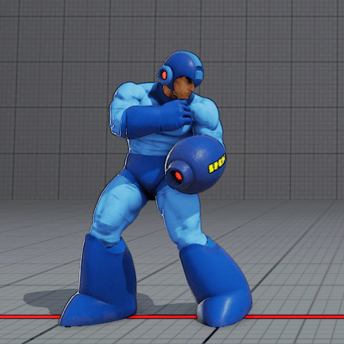 Ryu Mega Man costume is banned