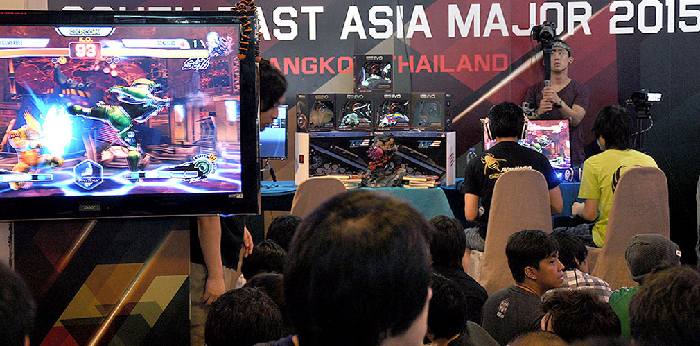South East Asia Major 2015 Results