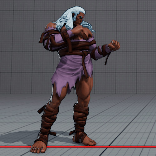 Urien Battle Oufit1 costume color 7 is banned