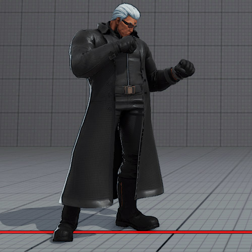 Urien Wesker costume is banned