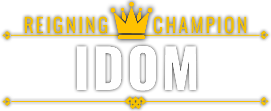 Reigning Chamption Idom