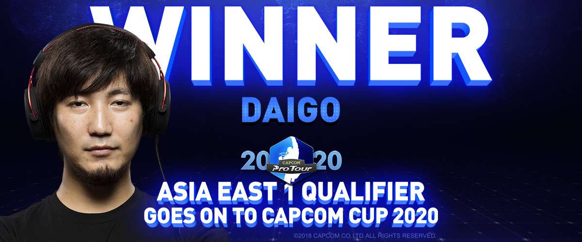 Asia East 1 Results