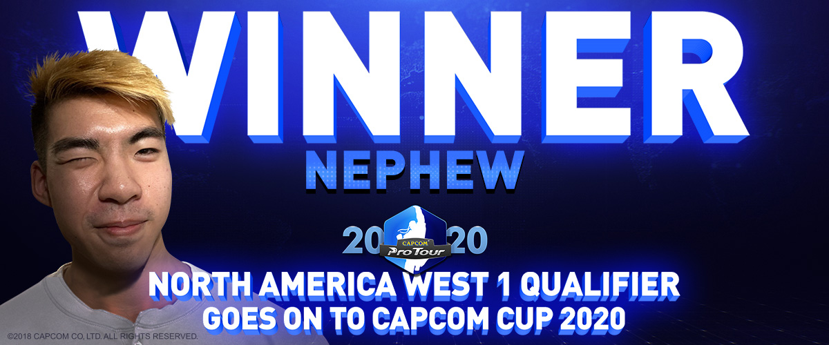 North America West 1 Results
