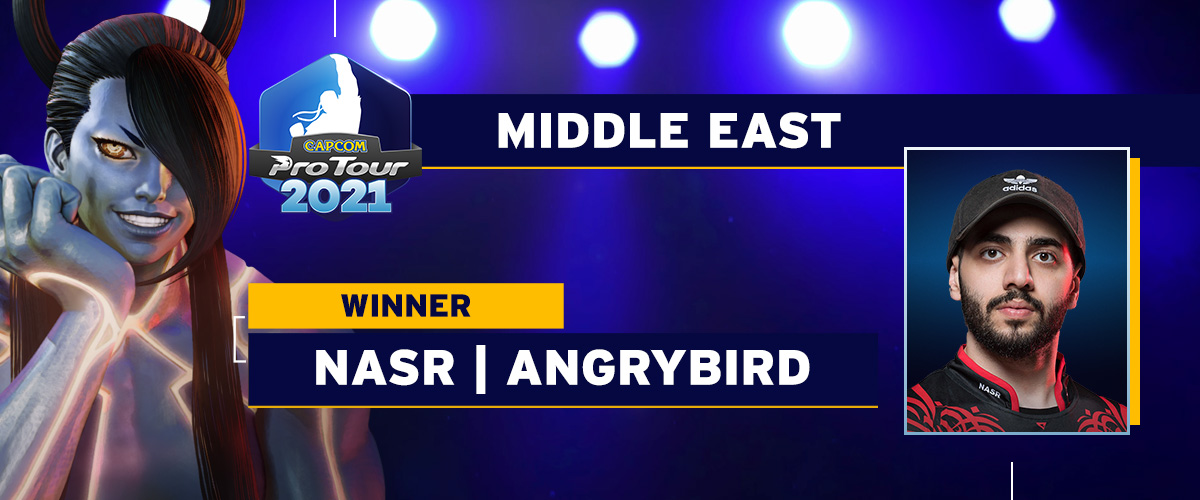 Middle East 1 Results